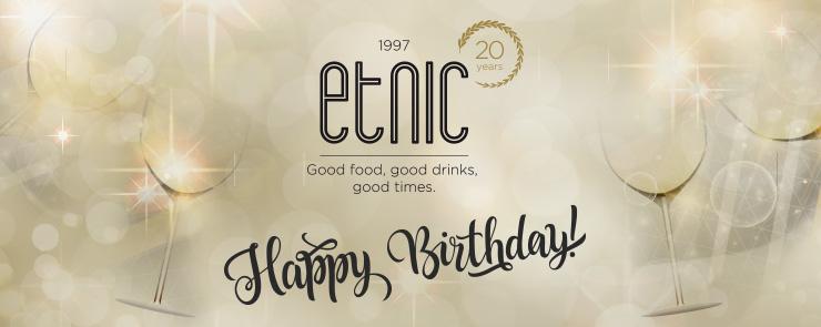 Festa 20 anni Etnic Lugano